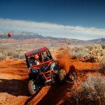 Maverick Sport DPS – Can-Am Red – Desert 3