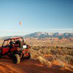 Maverick Sport DPS – Can-Am Red – Desert 5