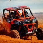 Maverick Sport DPS – Can-Am Red – Desert 7