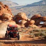 Maverick Sport DPS – Can-Am Red – Desert 9