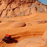Maverick Sport DPS – Can-Am red – Dunes 6
