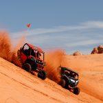 Maverick Sport DPS – Can-Am red – Dunes 8