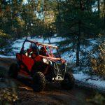 Maverick Sport DPS – Can-Am red – Trail 5