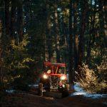 Maverick Sport DPS – Can-Am red – Trail 7