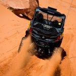 Maverick Sport DPS – Sunburst Yellow – Desert 3