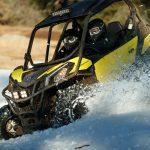 Maverick Sport DPS – Sunburst Yellow – Snow 2