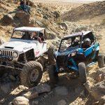 Maverick Sport Xrc – Carbon Black & Octane Blue – Rocks 2