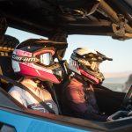 Maverick Sport Xrc – Carbon Black & Octane Blue – Rocks 4