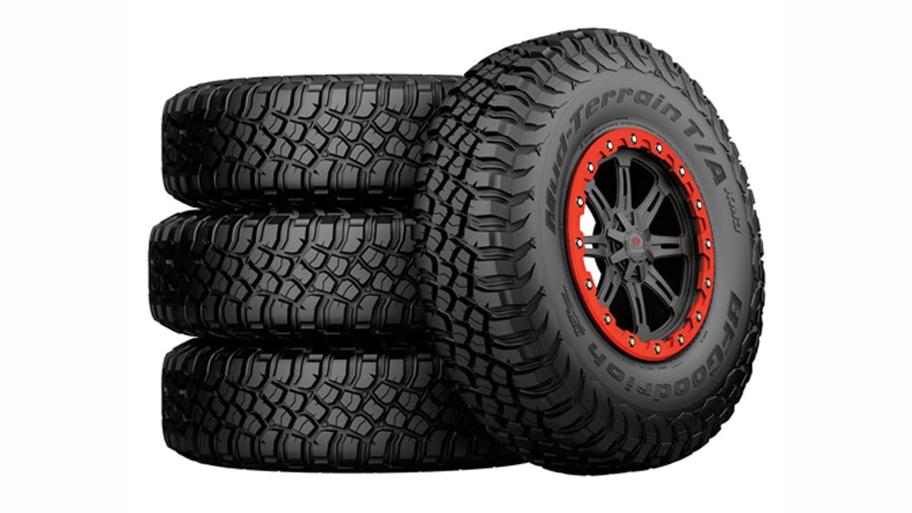 BFGoodrich UTV Tires