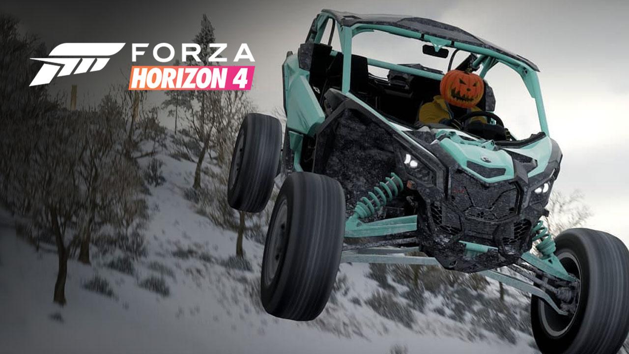 Can Am Maverick 1000 Turbo >> FORZA Horizon 4 Adds Can-Am Maverick X3 X rs TURBO ...